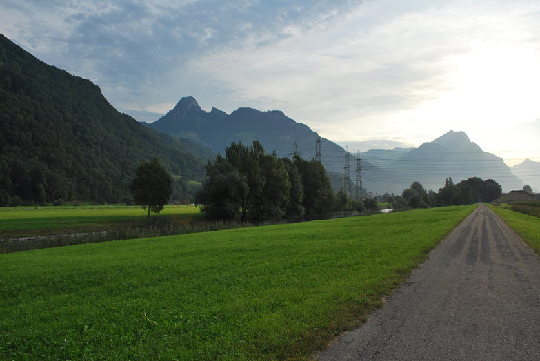 Swiss Cycle Route