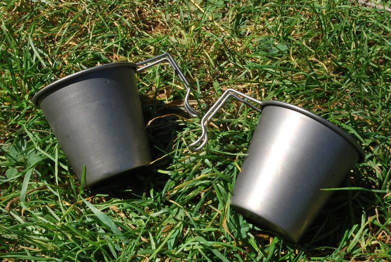 Snowpeak Titanium Single Cup I