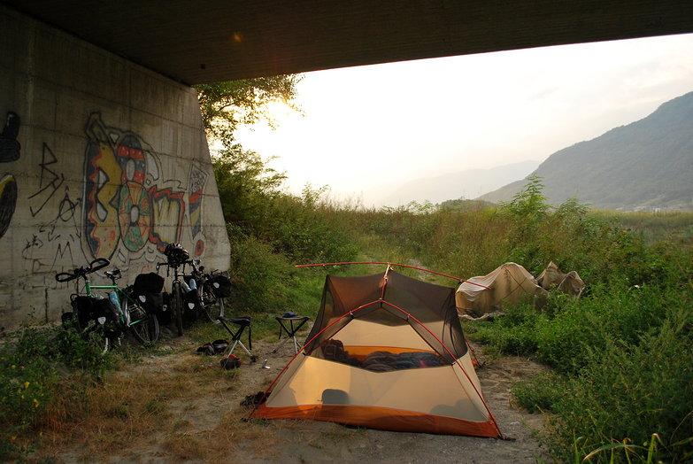 Hobo Free Camp