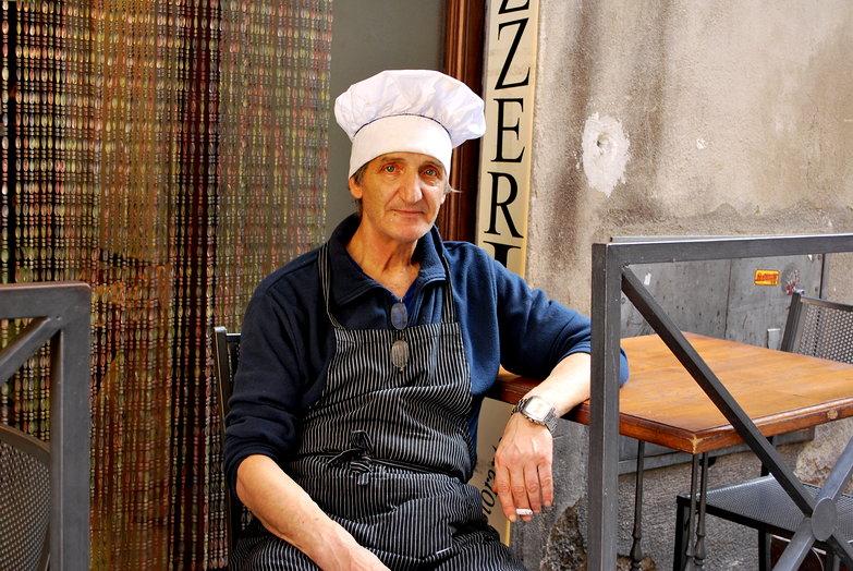 Pizzeria Chef