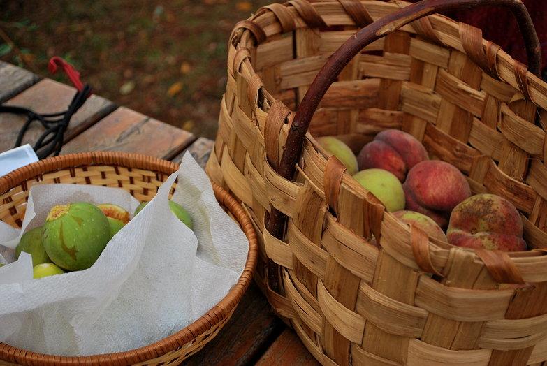 Figs & Peaches