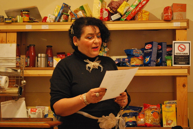 Trattoria I'Nostrano Poem Reading