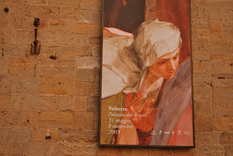 Volterra Art Exhibition