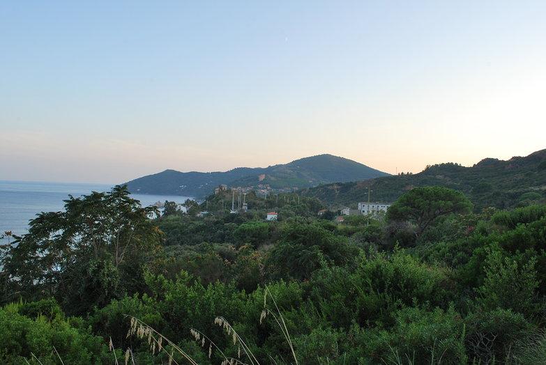 Elba Island View