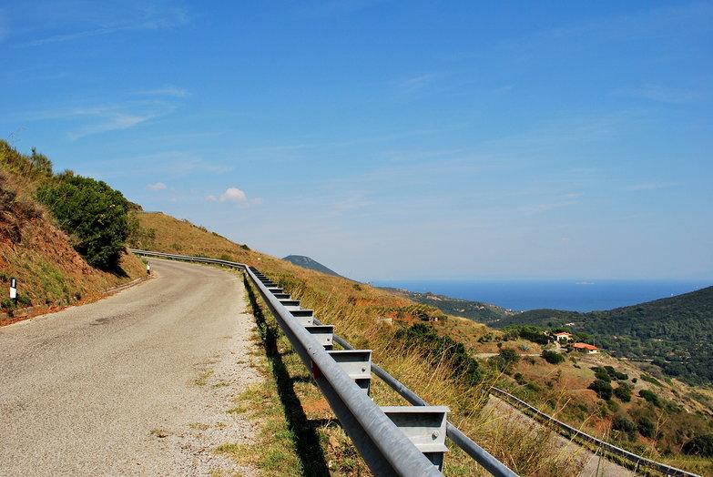 Elba Island Road