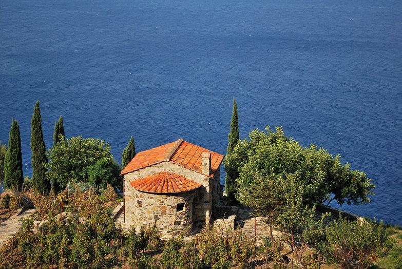 Elba Island Shed