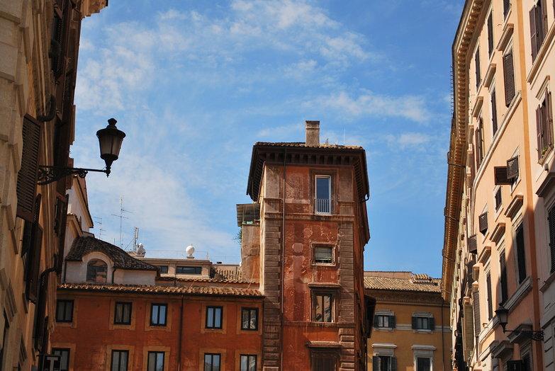 Roman Buildings