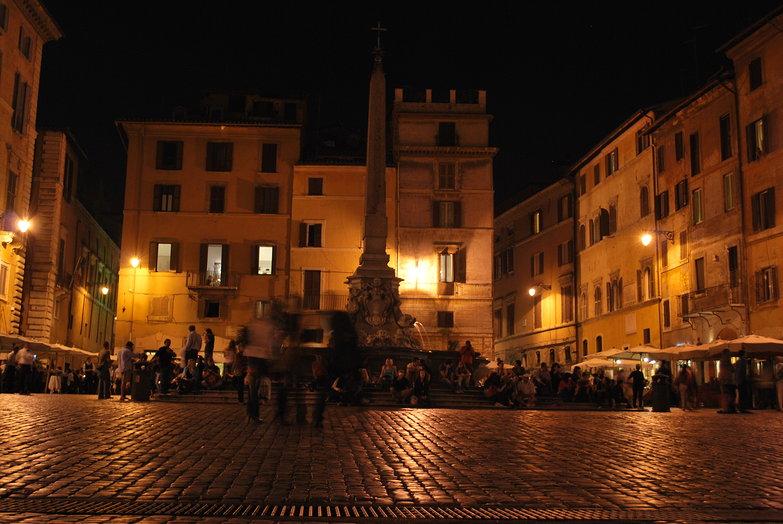 Piazza di Minerva