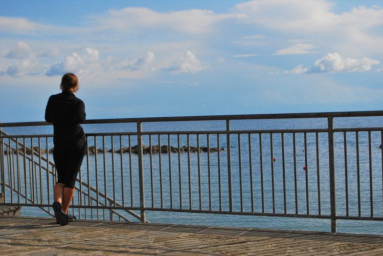 Tara Admiring the View