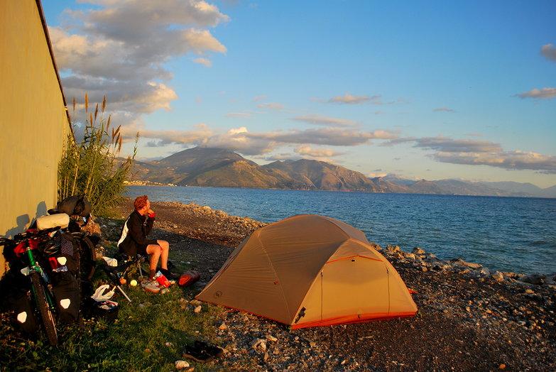 Oceanside Free Camping