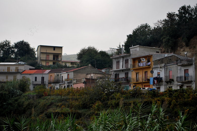 Southern Italian Village