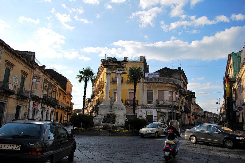 Sicilian Intersection
