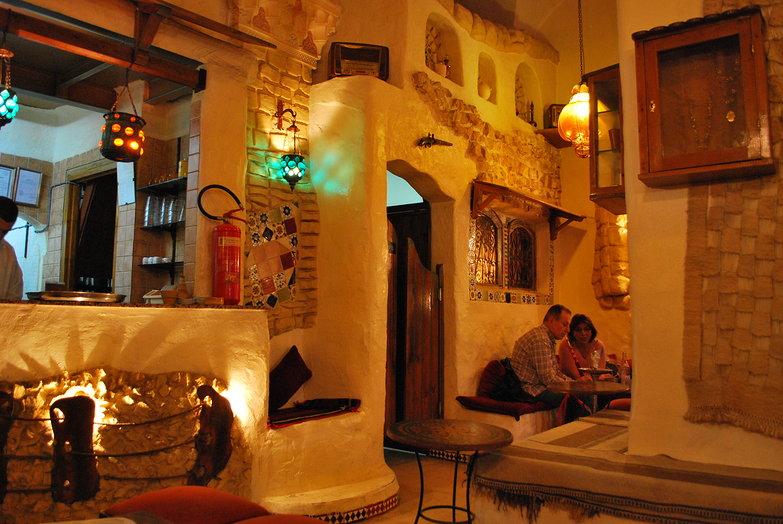 Tunis Medina Cafe