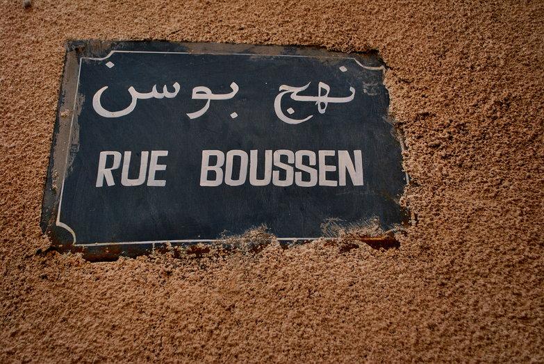 Rue Boussen