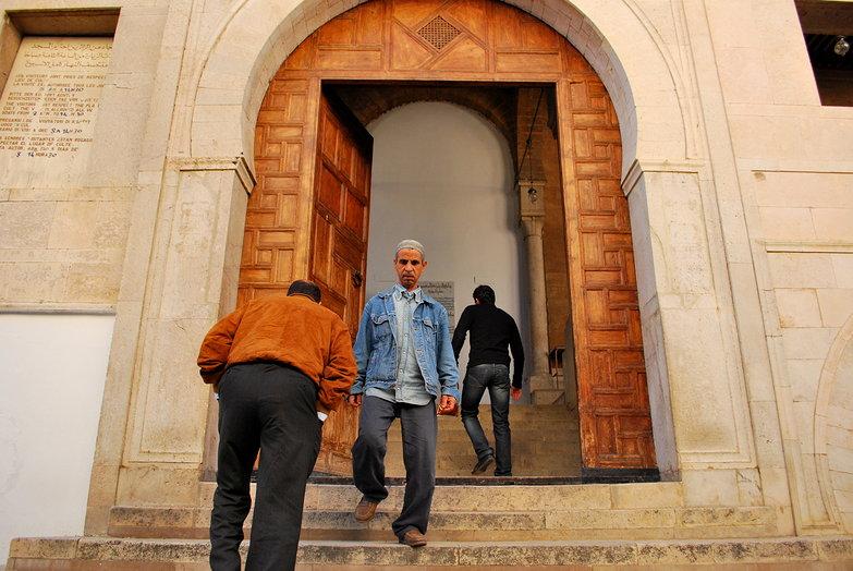 Great Mosque Door