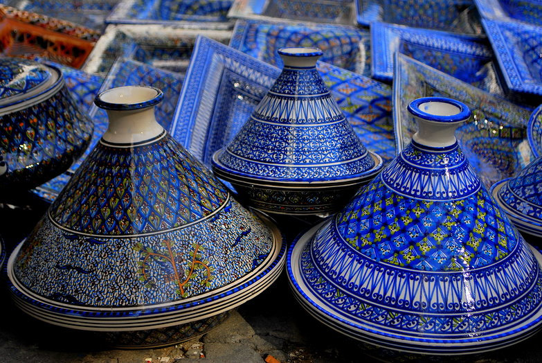 Tunisian Tagines