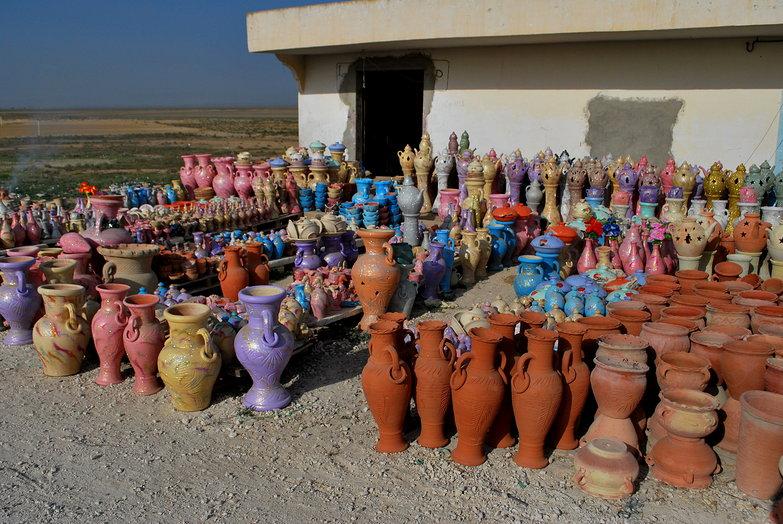 Tacky Pottery