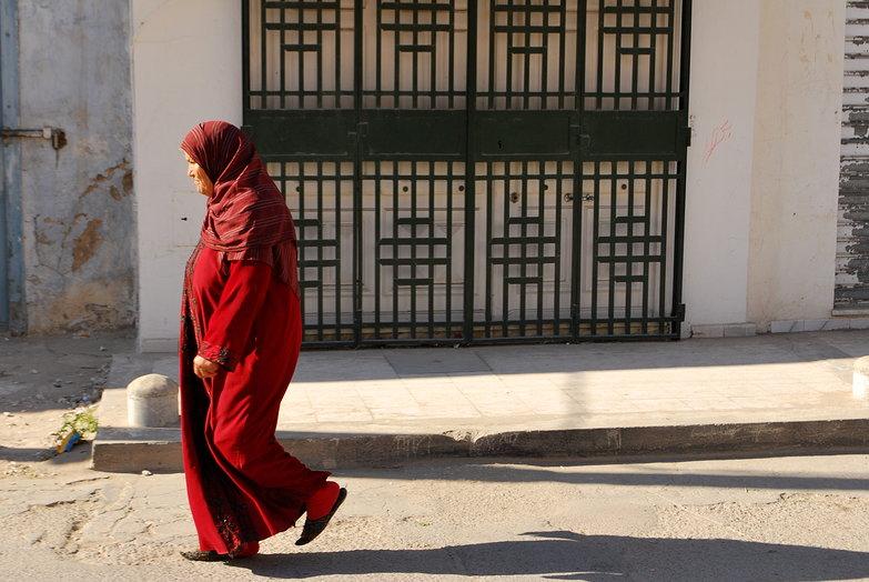 Kairouan Woman