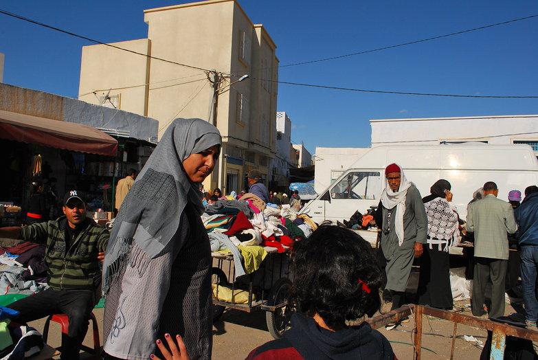 Kairouan Medina Market
