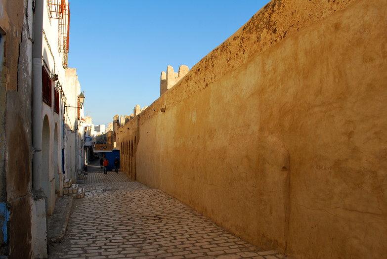 Sousse Medina Wall
