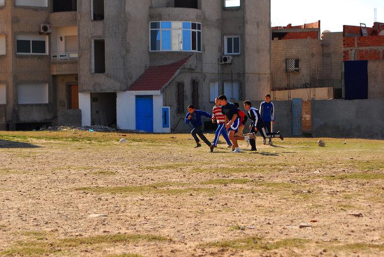 Monastir Soccer Game