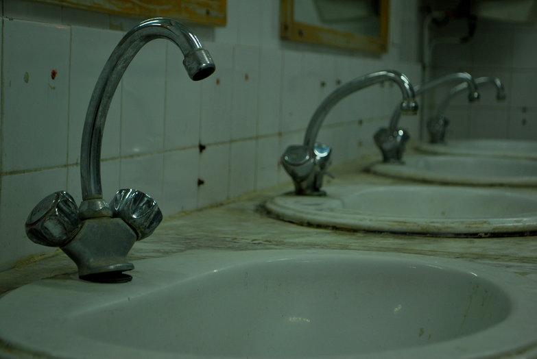 Hostel Sink