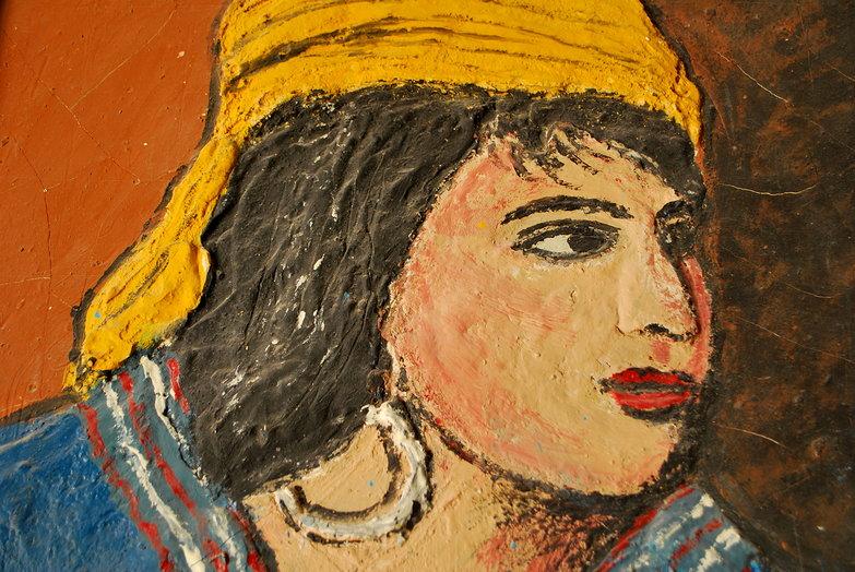 Musee Du Patrimoine Painting