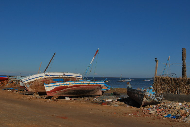 Attaya Harbor Boats