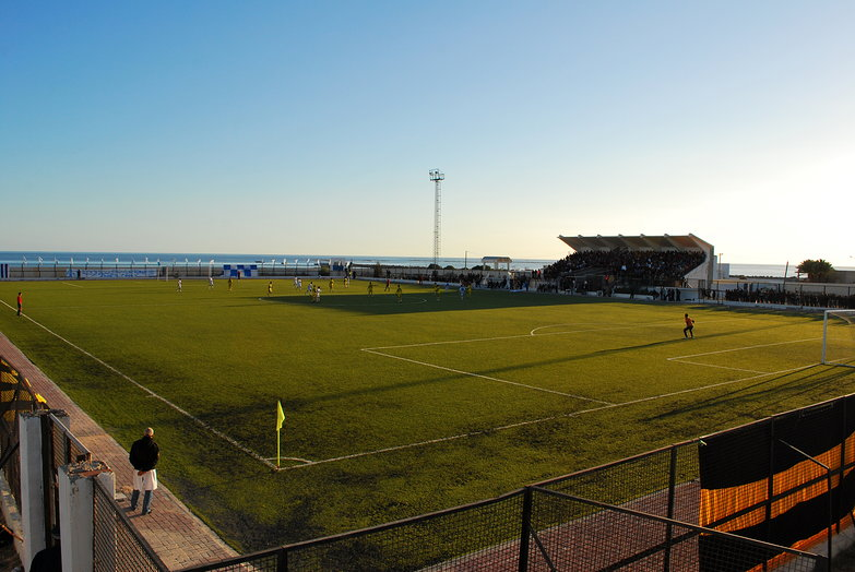 Seaside Soccer Field