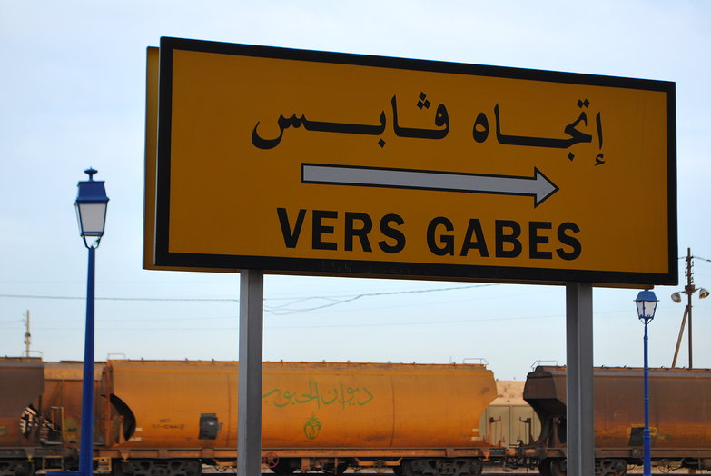Vers Gabes
