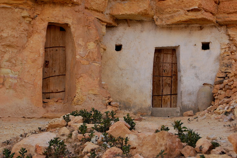 Chenini Doors