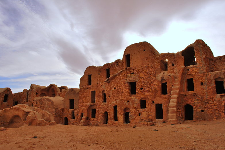 Ksar Grain Storage