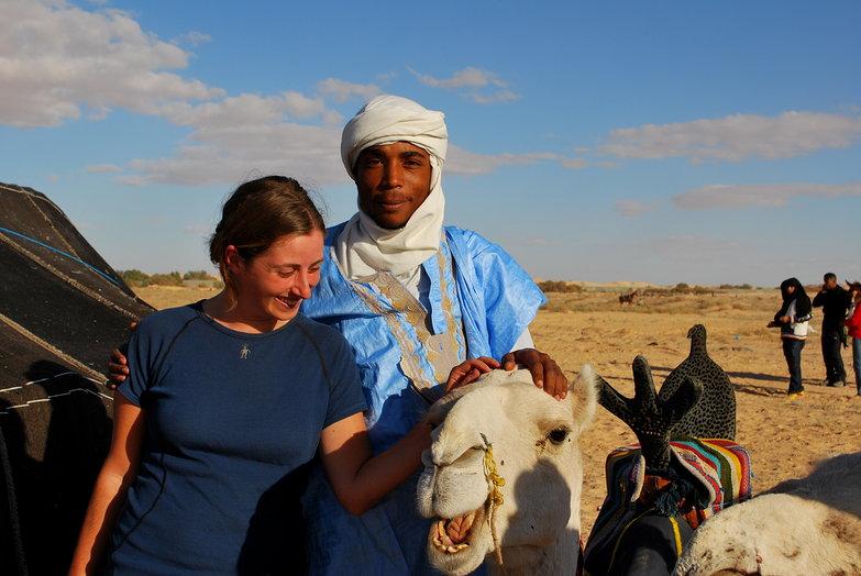 Tara & Bleating(?) Camel