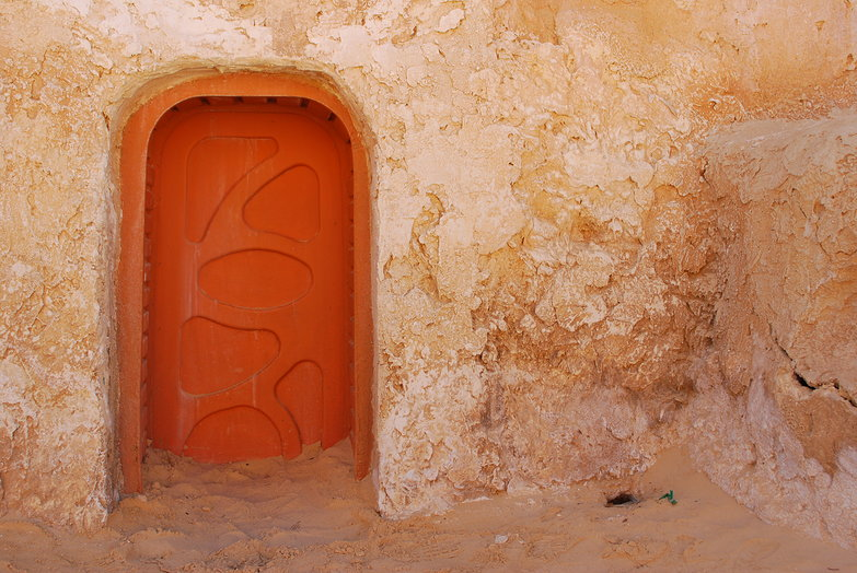 Orange Door