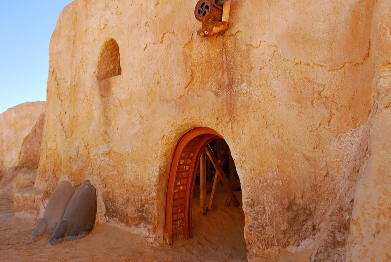 Mos Espa Door