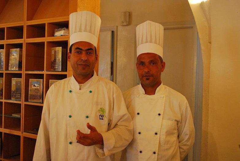 Hotel Pansea Chefs