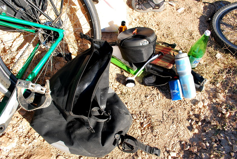 Cooking Pannier Sprawl