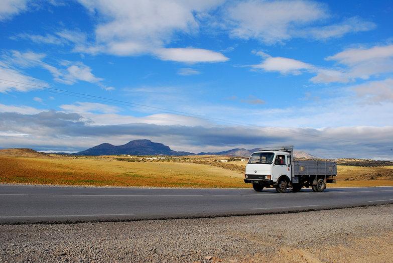 Tunisian Truck