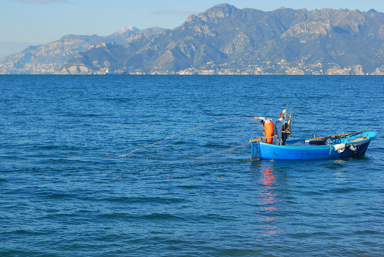 Salerno Fishermen