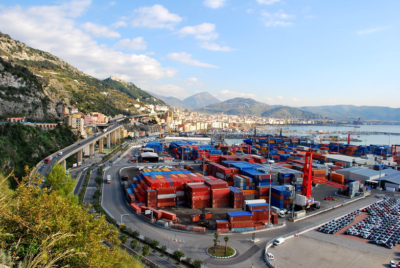 Salerno Port