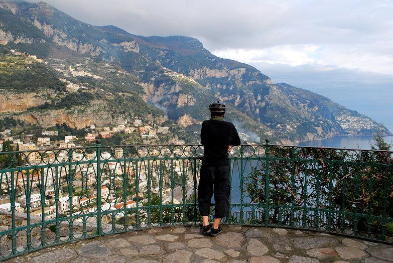 Tyler & Amalfi Coast