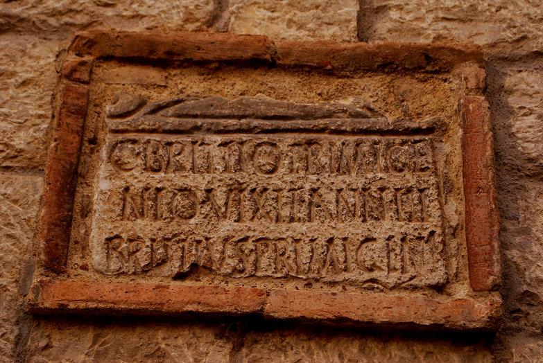 Potenza Brickwork (Latin?)