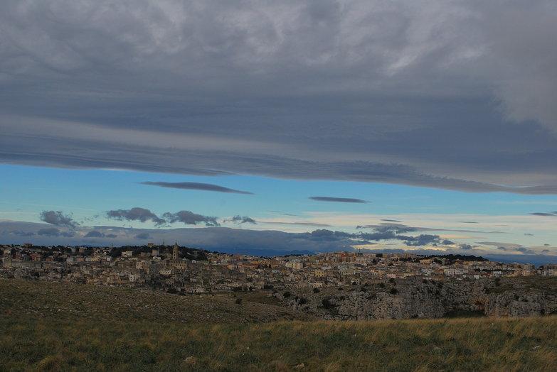 Matera Morning View