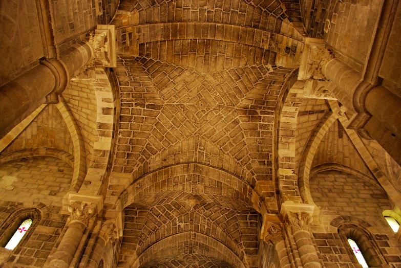 Matera Chapel Ceiling