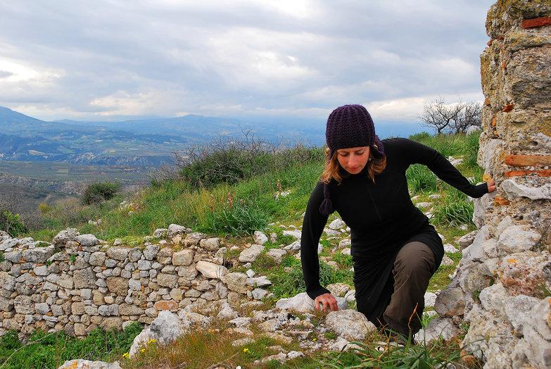 Tara Climbing