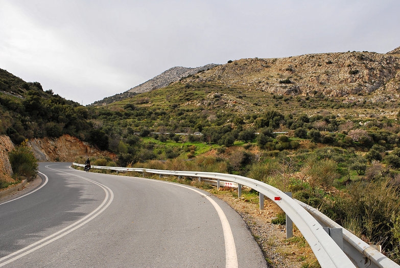 Crete Mountain Road