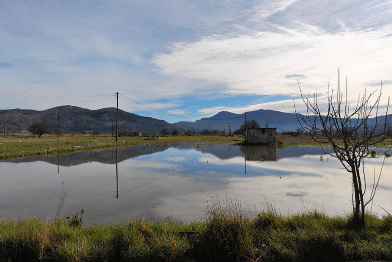 Lasithi Plateau Reflections