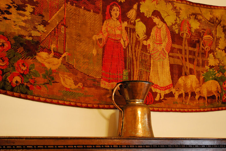 Folk Museum Tapestry