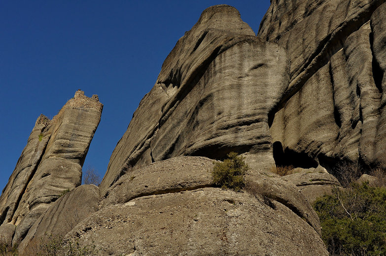 Meteora Rocks