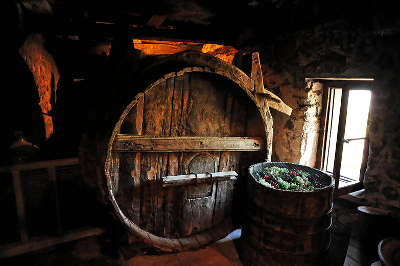 Giant Monastery Barrel